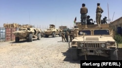 سربازهای افغان