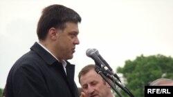 Лідер «Свободи» Олег Тягнибок