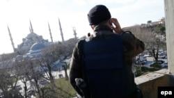 Policajac u Istanbulu