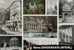 Старые фотографии и открытки. Гагра в XIX-XX вв.