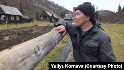 Fedor Kydymayev says the Shor are still hunters.
