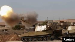 Иракские военные наступают на Мосул. 22 ноября 2016 года
