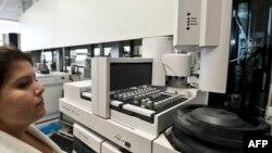 Бразильская лаборатория допинг-контроля