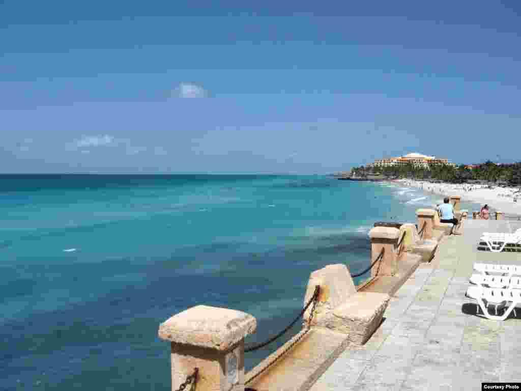 Аклав для туристов, Варадеро. Кубинская - только природа