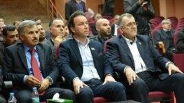 Встреча представителей сирийской оппозиции в турецком городе Килис 3 марта 2015 года