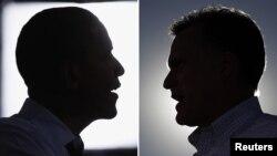Obama dhe Romney