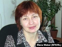 Татьяна Никель, молодежный лидер, директор дома юношества. Темиртау, 2 марта 2012 года.