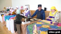 Татар эшмәкәрләре җыеныннан күренеш