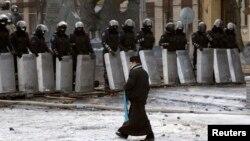 27 ianuarie, la Kiev