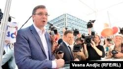 Aleksandar Vučić promoviše domaći turizam