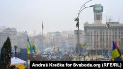Эўрамайдан: Народнае веча 9-га лютага