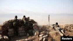 """Iračke snage su """"odgovorile i nastavljaju napade uz vazdušnu podršku koalicionih snaga"""""""