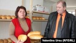 Valeriu Gutu şi Veronica Ivlev