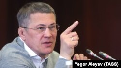 Радий Хабиров, врио главы Башкортостана