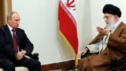 مجید محمدی: نگاه روسیه به ایران همکاری راهبردی نیست
