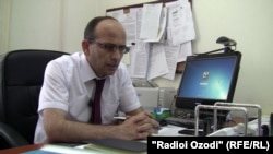 Шодмон Аҳмадов