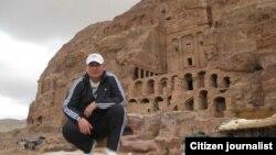 Талант Баев, Иордания