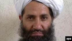 Новый лидер талибов Мулла Хаибатулла Ахундзада