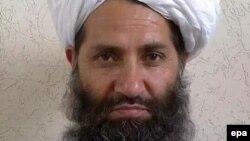 Новый лидер талибов Мулла Хайбатулла Ахундзада.