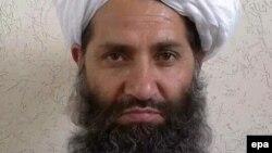 Лидер движения «Талибан» в Афганистане Муллах Хайбатулла Ахундзада.