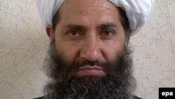 Taliban leader Mullah Haibatullah Akhundzada, undated