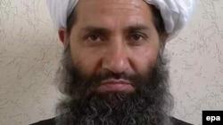 Mullah Haibatullah Akhundzada in an undated photograph