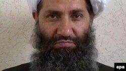 ملا هبت الله رهبر گروه طالبان