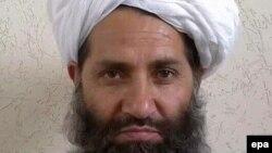 Новый глава талибов Мавлави Хайбатулла Ахундзада.