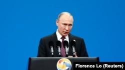 Aflat la Beijing, Putin a făcut noi precizări legate de simplificarea acordării cetățeniei ruse pentru locuitorii Ucrainei