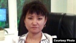 Орталық Азиядағы демократияны дамыту жөніндегі қордың бас директоры Толғанай Үмбеталиева
