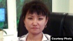 Орталық Азиядағы демократияны дамыту жөніндегі қордың бас директоры Толғанай Үмбетәлиева.