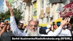 Фоторепортаж: в Умані хасиди святкують юдейський Новий рік