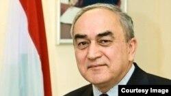 Посол Таджикистана в Лондоне Эркин Косимов