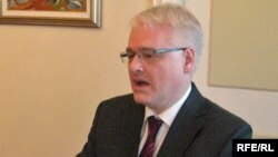 Ivo Josipović, foto: Dinka Jurković