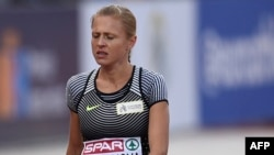 Russian runner Yulia Stepanova