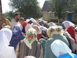 Верующие в Ровненской области