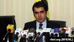 وفی الله افتخار رییس آیسا یا اداره حمایت از سرمایه گذاری افغانستان.