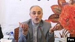 Әли Акбар Салехи, Иранның ядролық бағдарламасына қатысты келіссөздерді жүргізуші. Тегеран, 11 тамыз 2013 жыл.