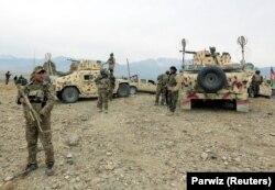 د افغان ځواکونو عملیات