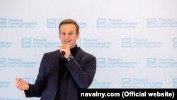 Алексей Навальный (архивное фото)
