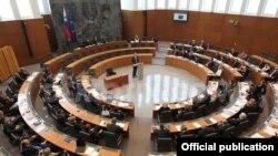 Slovenian Parliament
