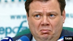 TNK-BP's outgoing chief executive Mikhail Fridman