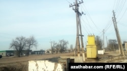 Село, Туркменистан (архивное фото)