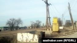Türkmenistanyň obasy (arhiw suraty)
