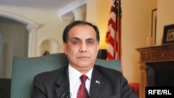 Ambasadorul american Asif J. Chaudhry
