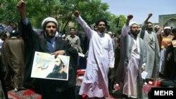 Тегеранда Сауд Арабиянын элчилигине чабуул жасалды, 3-январт, 2015