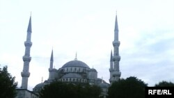 جامع سلطان أحمد في اسطنبول