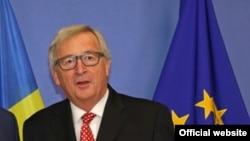 Претседателот на Европската комисија, Жан Клод Јункер во Скопје.
