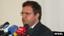 Afghan Finance Minister Umar Zakhilwal