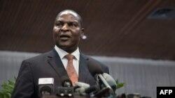 Mərkəzi Afrika Respublikasının prezidenti Fosten-Arkanj Tuadera